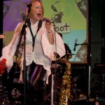 The Goodfoot Band - Vicky at Dorset Music Awards Final