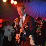 The Goodfoot Band Tim on Guitar
